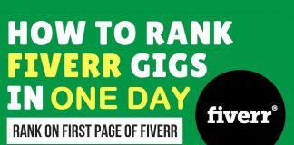 how to rank fiverr gig on first page 2020