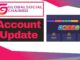 How to Update GSCBD Account | Global Social Chain BD